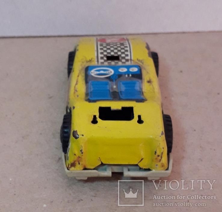 Машинка ГОНКА GT 2 из СССР, фото №4
