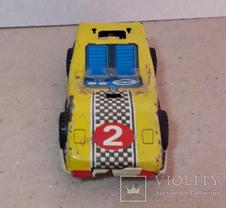 Машинка ГОНКА GT 2 из СССР, фото №6