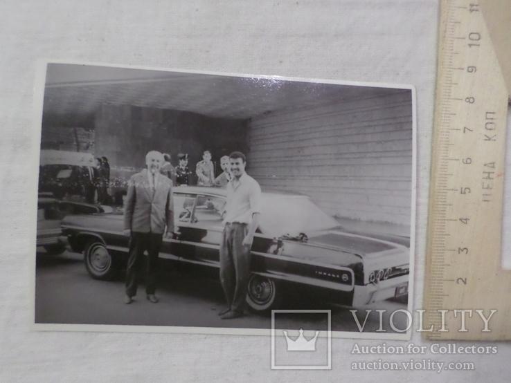 3  Фото № 67 встречя наших космонавтов, фото №7