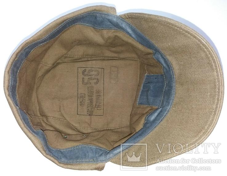 Кепка афганка 56 размер, фото №4