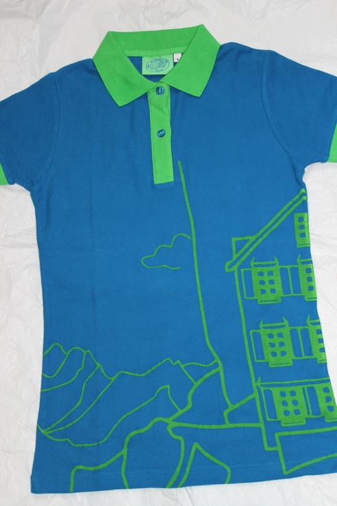 Рубашка поло ,сток,Германия(3), фото №2