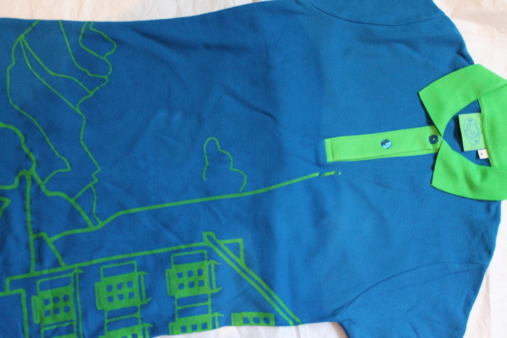 Рубашка поло ,сток,Германия(3), фото №3