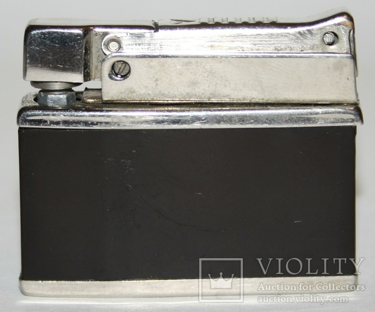 Бензиновая зажигалка SKILTAVA (рабочая) 1970-х.,Рижский ювелирн.з-д, фото №2