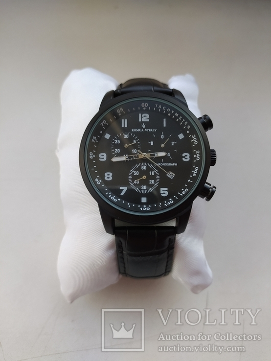 Часы Romua Vitaly (Швейцария), фото №3