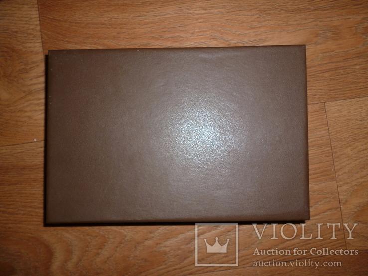Футляр коробка СССР для ложка вилка МНЦ для столовый набор, фото №2