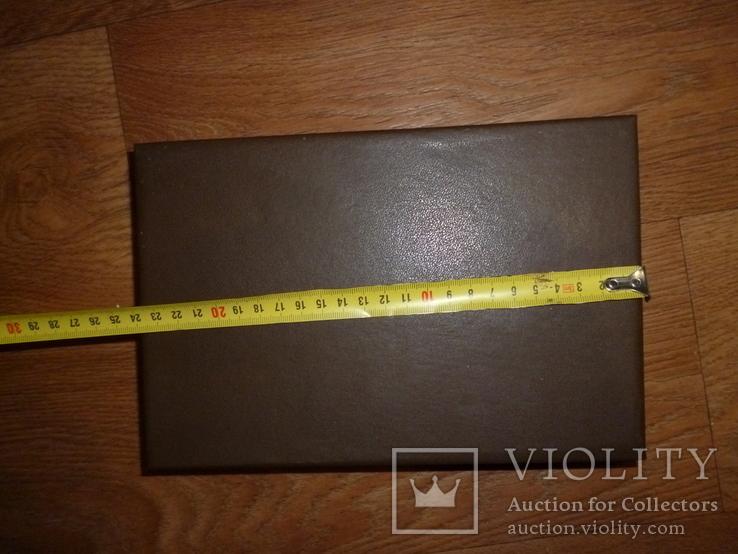 Футляр коробка СССР для ложка вилка МНЦ для столовый набор, фото №3