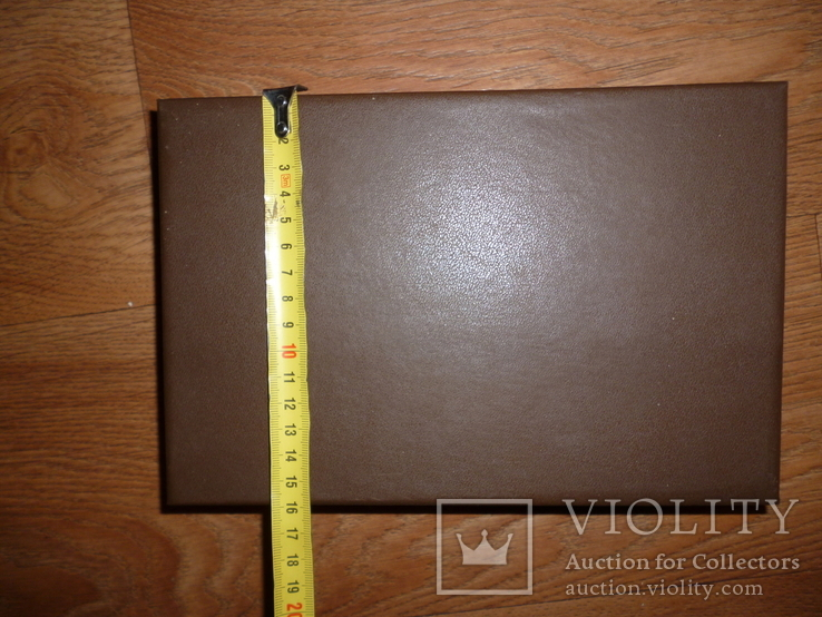 Футляр коробка СССР для ложка вилка МНЦ для столовый набор, фото №4