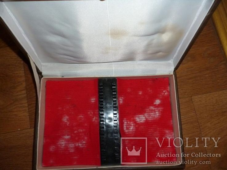 Футляр коробка СССР для ложка вилка МНЦ для столовый набор, фото №5