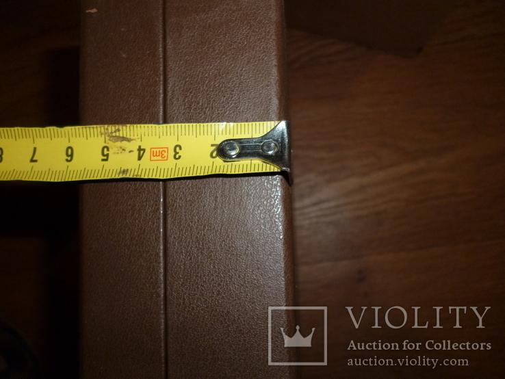 Футляр коробка СССР для ложка вилка МНЦ для столовый набор, фото №6