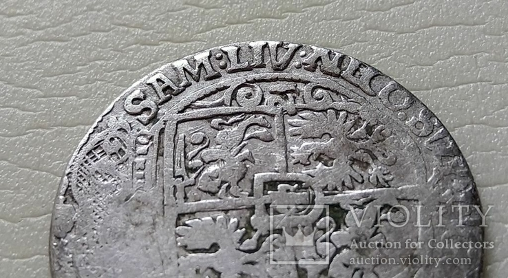 Коронный Орт 1621 год. Быгдощ. 16 год под портретом Сигизмунда III (№5)., фото №9