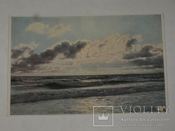 Открытка 1910-1950 год. №140, фото №3