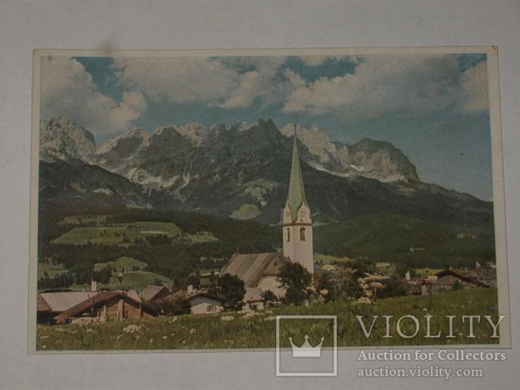 Открытка 1910-1950 год. №141, фото №2