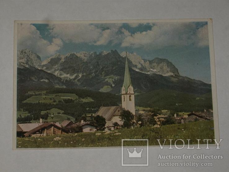 Открытка 1910-1950 год. №141, фото №3