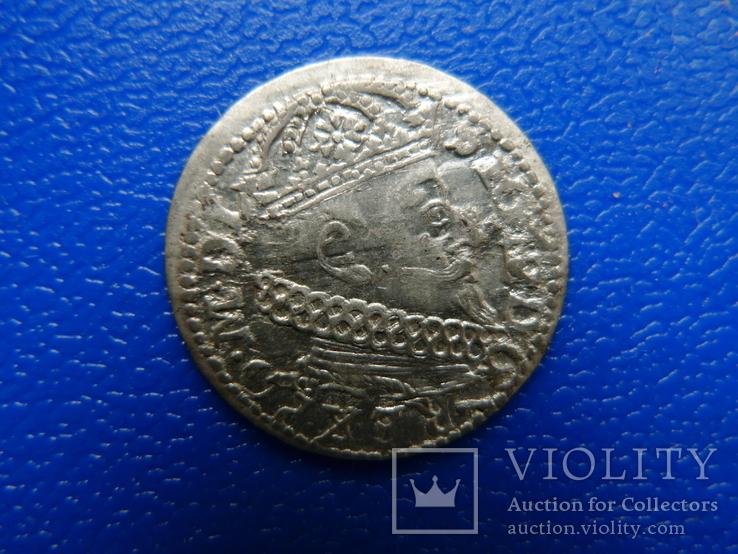 Трояк 1626 Литва №17, фото №2