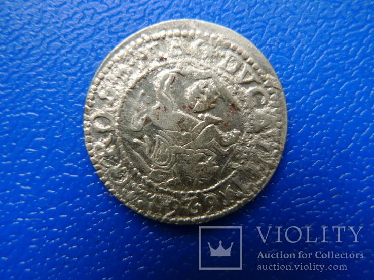 Трояк 1626 Литва №17, фото №5