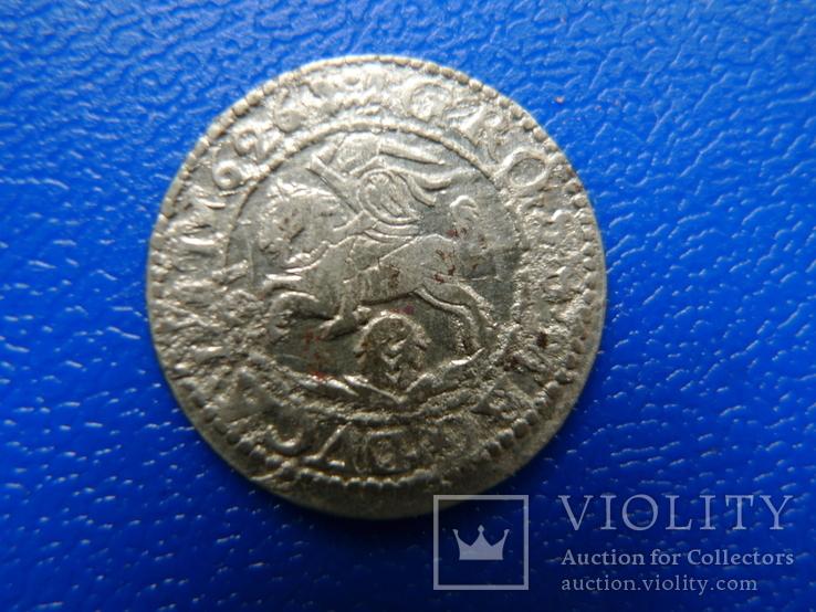 Трояк 1626 Литва №17, фото №6
