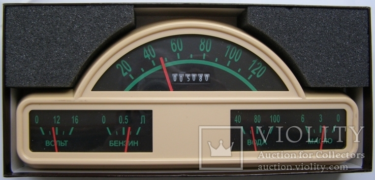 "Набор монет ""Старые советские автомобили"", 2010 г., фото №3"