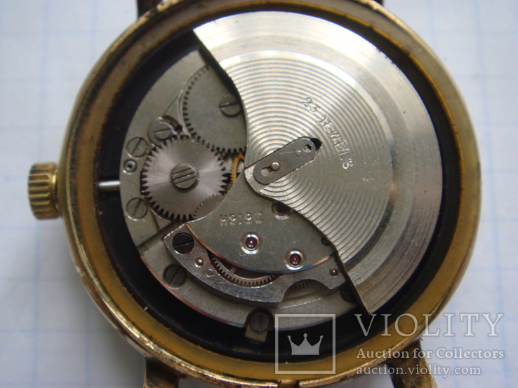 Часы Полет 23 кам. автоматик. ау., фото №4