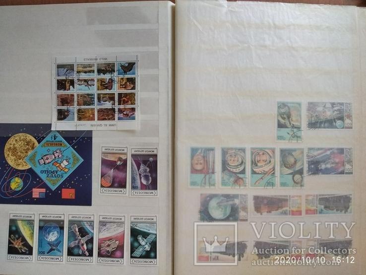 Почтовые марки 2, фото №4