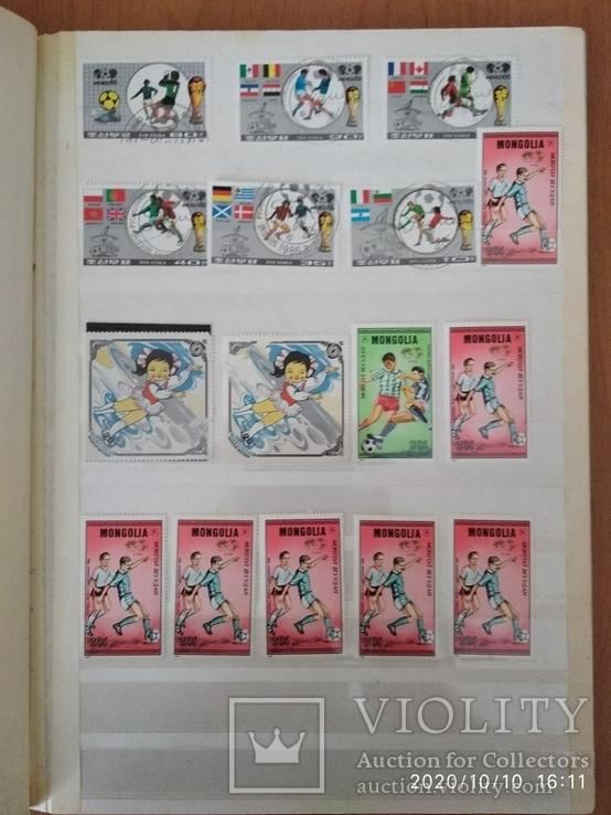Почтовые марки 2, фото №11