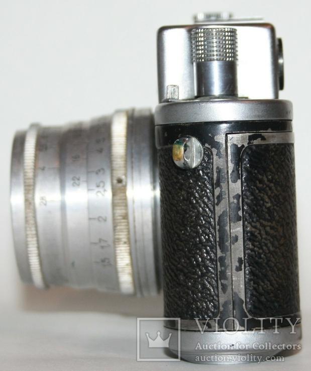 """Фотоаппарат """"Мир"""" с объективом Индустар-26М (1:2,8 f=5см), фото №4"""