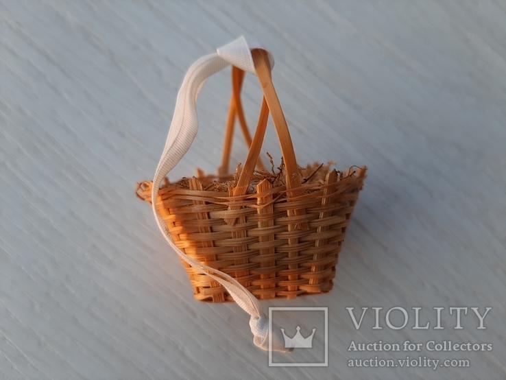 Пасхальная корзинка (Германия)_, фото №5