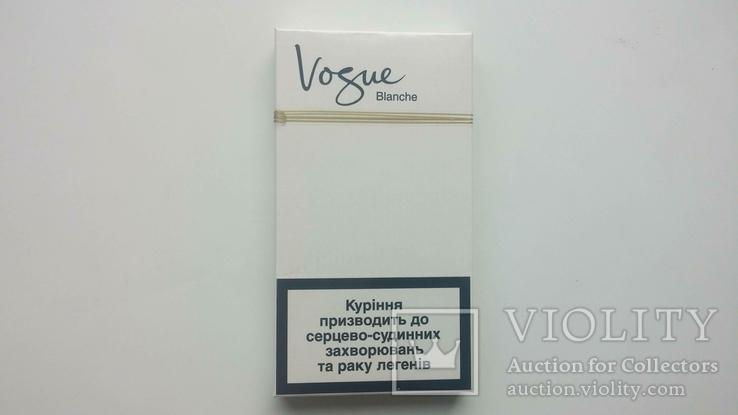 Vogue blanche сигареты купить магазин табачных изделий курган