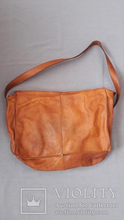 Кожаная сумка., фото №9