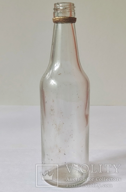 Бутылочка чарка 0,100 л Спирово, фото №2