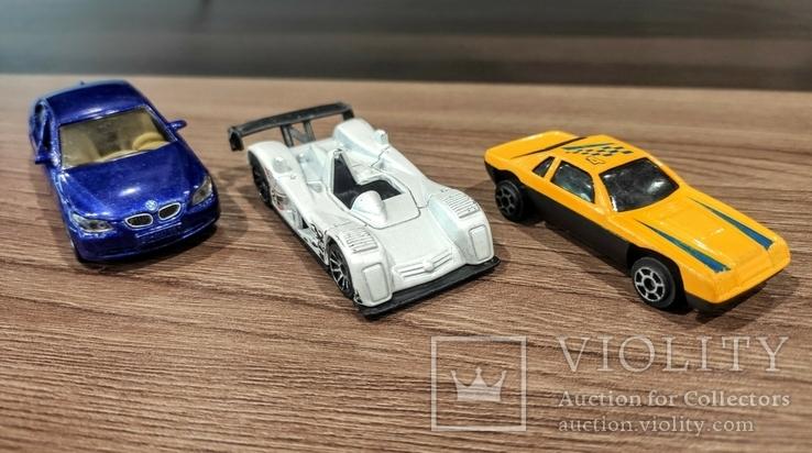 Игрушки 90-х. Модельки. Машинки. 6 штук, фото №8