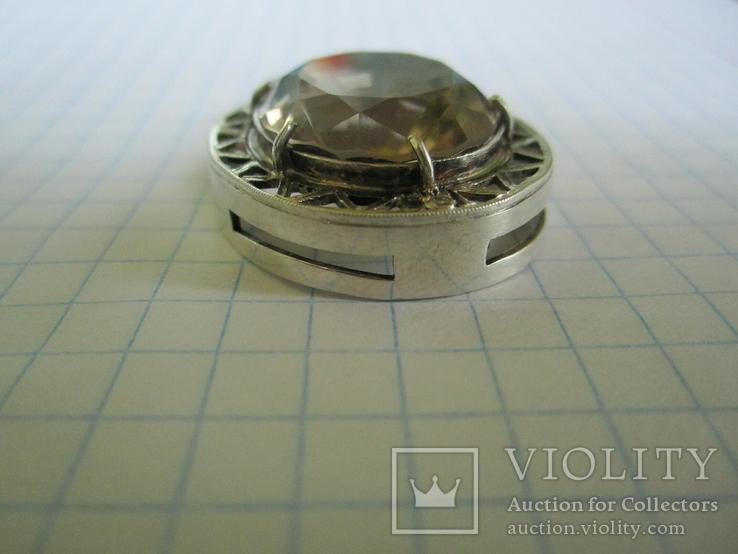 Кулон серебро и камень., фото №13