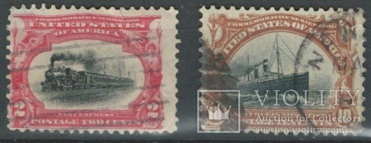 О045 США 1901 (31 евро)