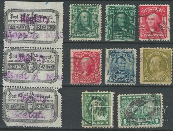 О048 США 1901-16