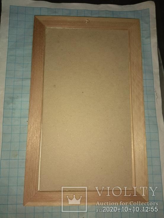 Картина с янтарем, фото №5