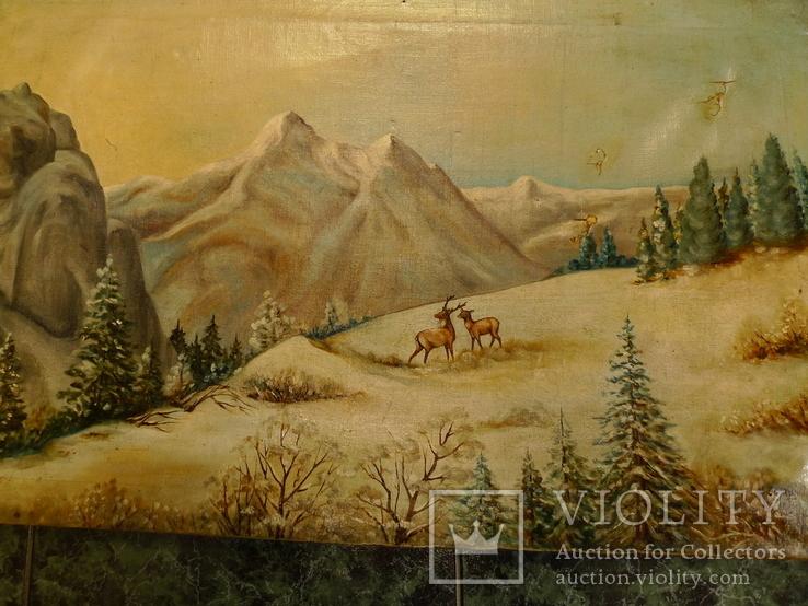 Лесной пейзаж., фото №6
