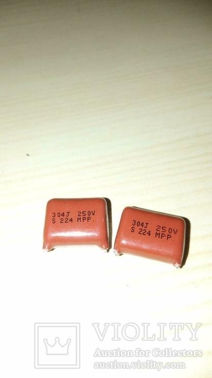 Конденсаторы 304J