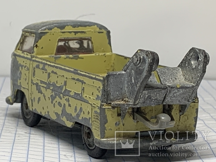 Corgi  Volkswagen Racing Club Model Rescue Truck Made in Gt Britain, фото №4