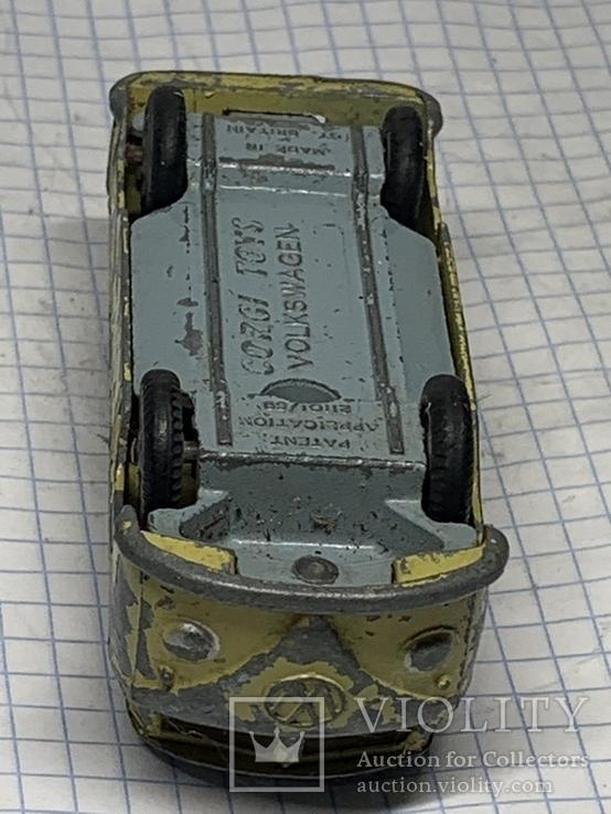 Corgi  Volkswagen Racing Club Model Rescue Truck Made in Gt Britain, фото №7