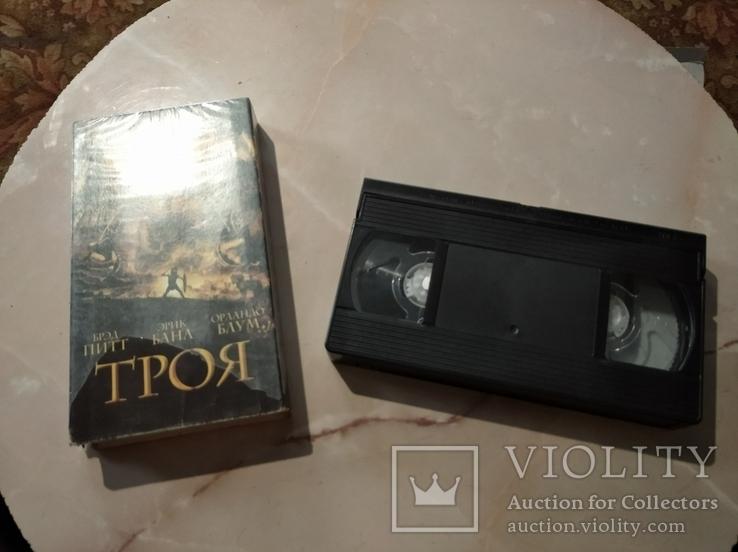 """Видеокассета: Фильм """"Троя"""", исторический (Брэд Питт), фото №5"""