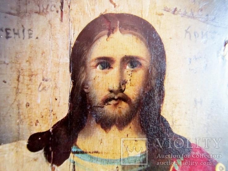 Икона Воскресение Христово 21.5х29см, фото №3