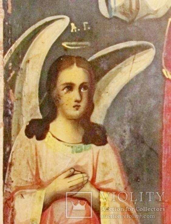 Икона Воскресение Христово 21.5х29см, фото №5