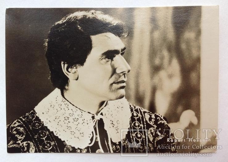 Актёр кино Robert Hossein, фото №2