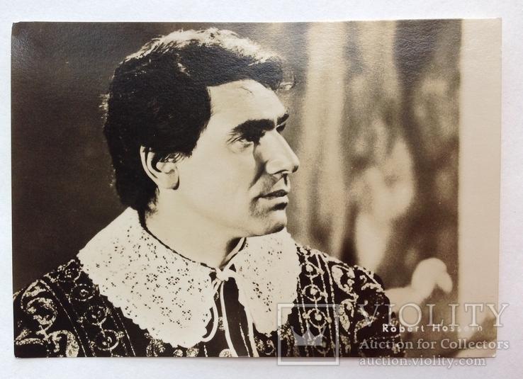 Актёр кино Robert Hossein, фото №3