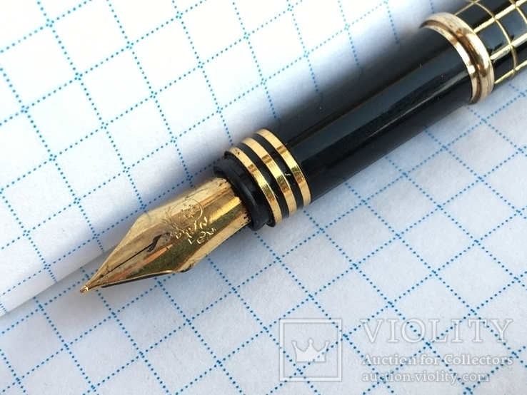 Ручка перьевая Colibri, фото №3
