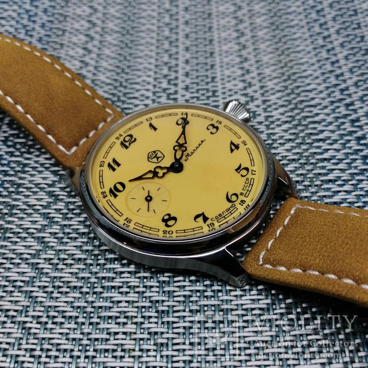 Часы молния марьяж. Калибр 3602, фото №5