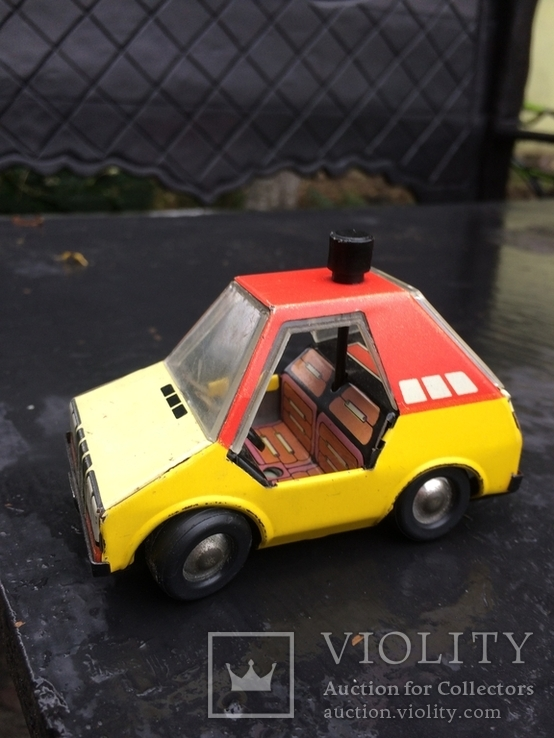 Машинка ссср вираж, фото №2