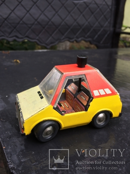 Машинка ссср вираж, фото №3