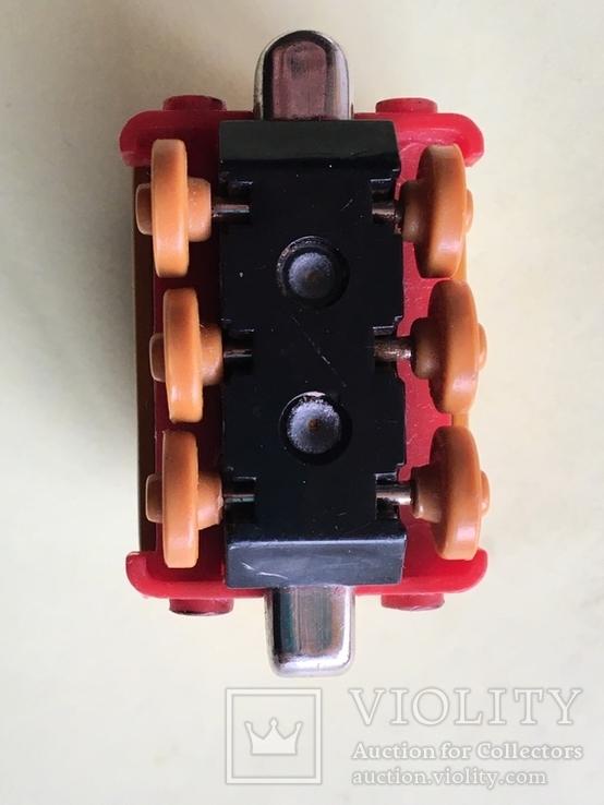 Вагончик от паровозика ТОМАС 1, фото №4