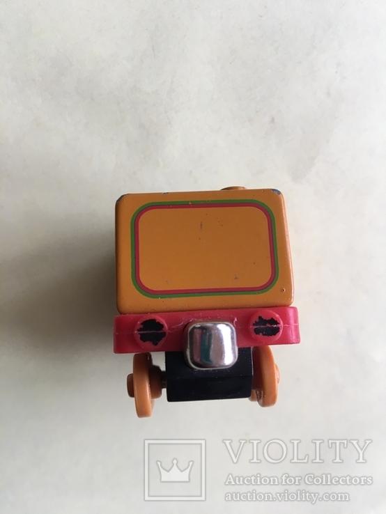 Вагончик от паровозика ТОМАС 1, фото №6
