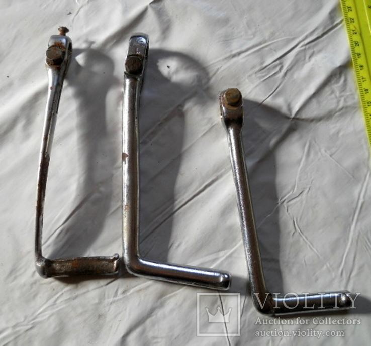 Лапки 3 штуки, фото №3
